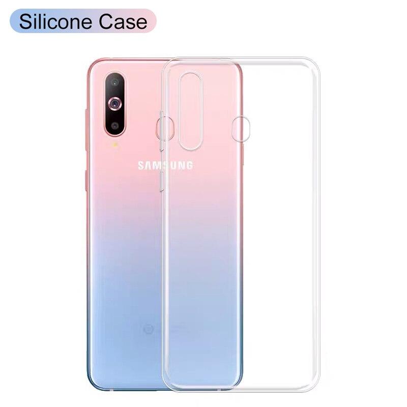 Ultra Thin Soft Case For Samsung Galaxy A71 A51 A11 A41 Transparent Clear Full Cover Case For Samsung A50 A70 A40 A10 A80 A90