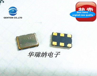 5pcs 100% New And Orginal VCXO 5X7 Active Voltage Controlled SMD Crystal 6-pin 38.880M 38.880MHZ 5070 7050