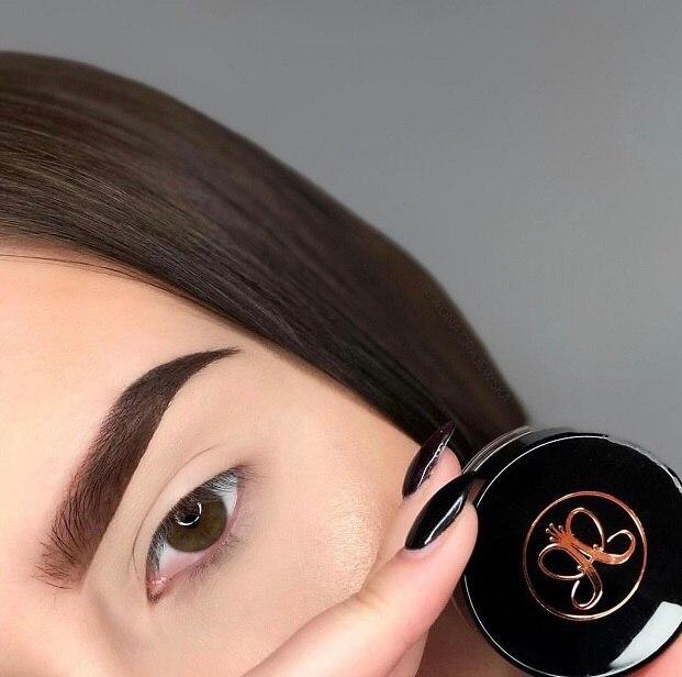 Anastasia Beverly Hills Smooth And Durable Chocolate Eyebrow Cream ASH BROWN Brow Cream