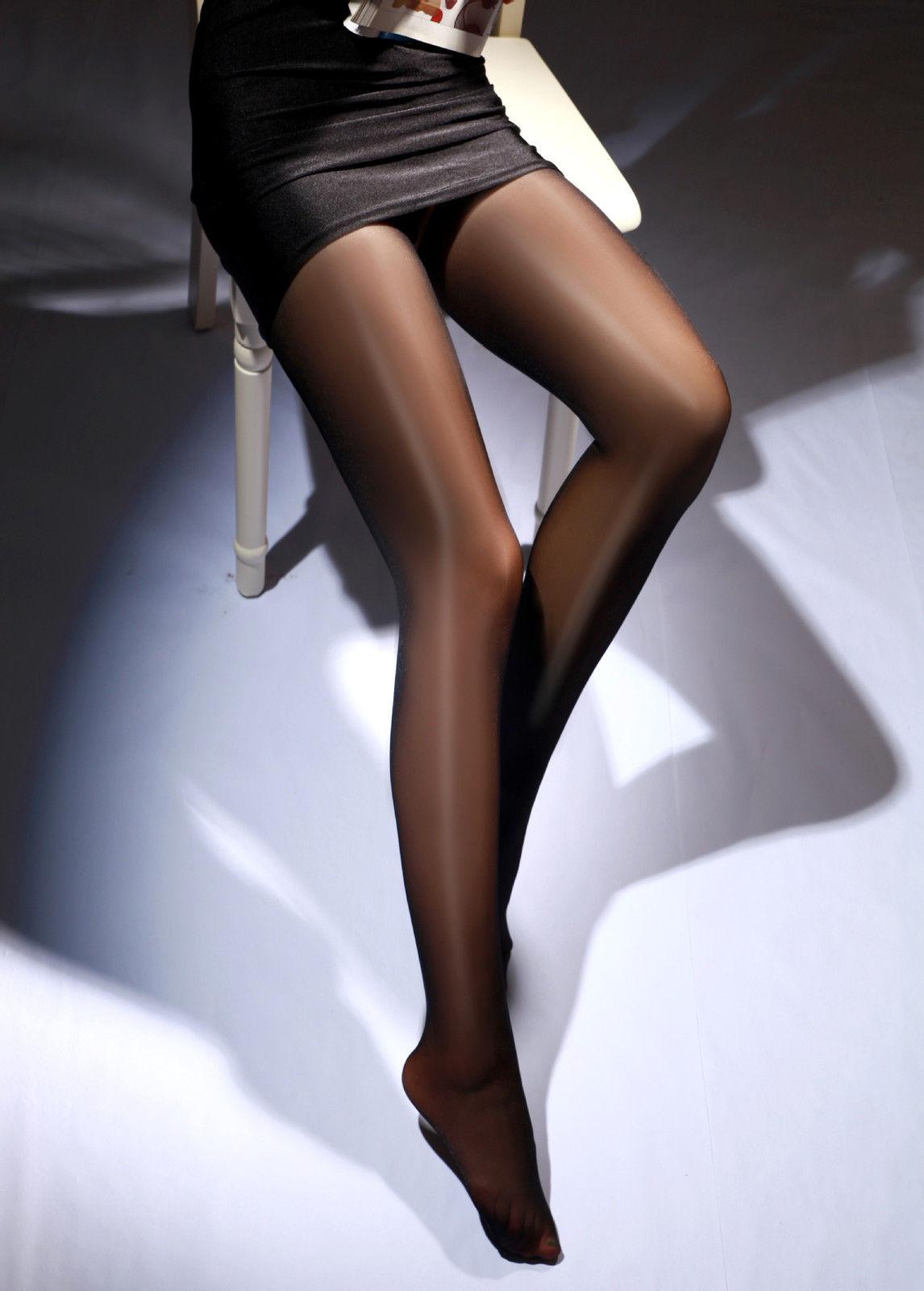 Brand New Sexy Women Stockings Sheer Oil Shiny Glossy Classic Pantyhose Tights Stockings Hot High Waist Pantyhose Nightwear