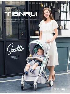 Prams Cart Airplane Travel-System Baby-Stroller Lightweight Newborn Portable Boy