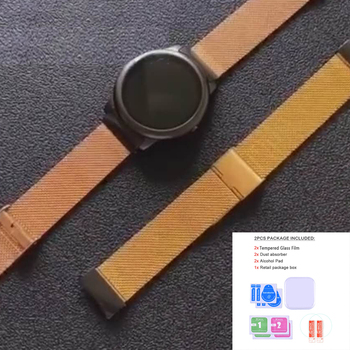 Soft silicone 22mm Watchband strap For Xiaomi Haylou solar ls05 original Smart Wristband Bracelet For Xiaomi Haylou Solar Correa image