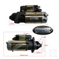 Die starter motor QDJ156Y (nicht QDJ157Y) für Laidong (LD) motor KM4L22T/KM4L22BT  die geschwindigkeit reduktion typ  teil nummer: