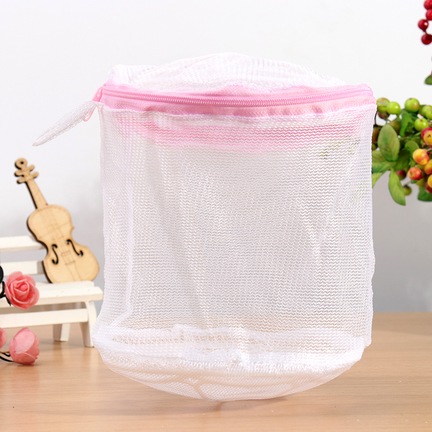 1PC 150X175mm Clothes Washer Laundry Bags Bra Support Tights Shirt Sock Lingerie Net Protector Mesh Laundry Bag