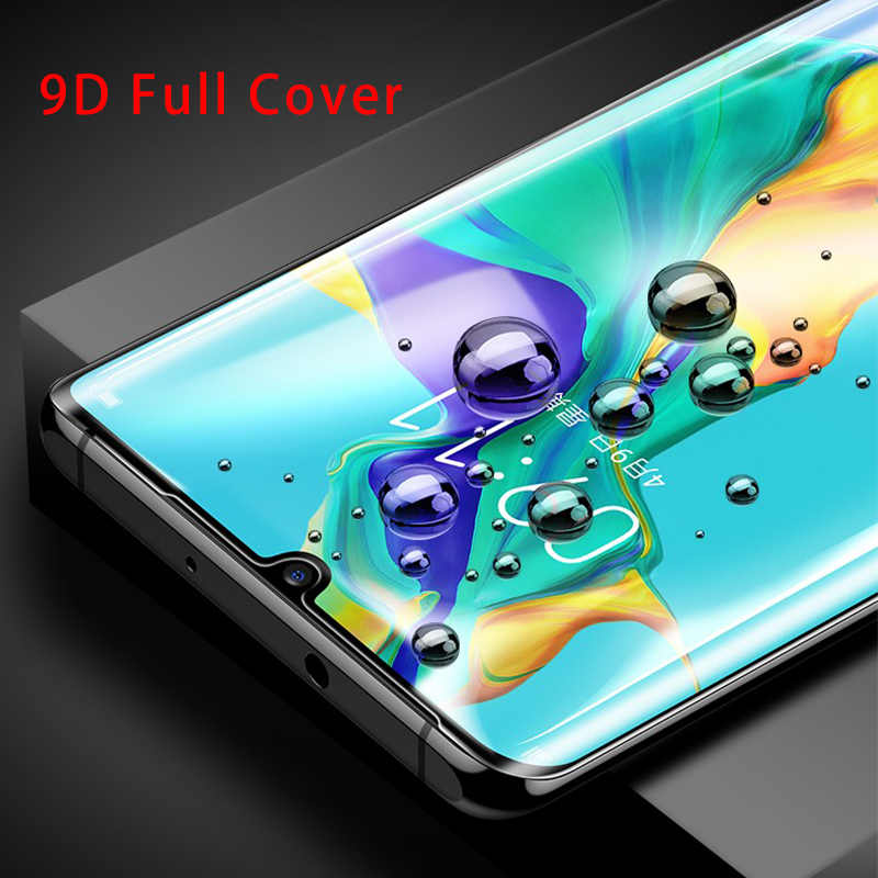Pelindung Layar untuk Mate 20 Lite 9D Ponsel Lensa Kaca Pelindung untuk Mate 10 Pro Kamera Tempered Kaca untuk Huawei mate 30 Lite
