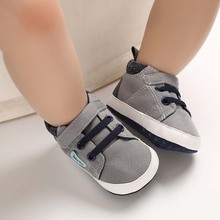 Casual Baby Boy Shoes Toddler Running Shoes Infant Canvas Sneakers Baby Sports First Walker Newborn Crib Shoes Spring Autume