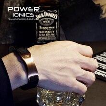 titanium pulseira pulseiras silicone
