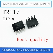 1 PCS 5 PCS T2117 T2117 2117 DIP 8 auf lager!
