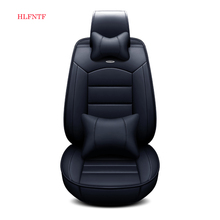 HLFNTF New car cushion four seasons Universal car Seat Covers For Toyota Corolla Camry Rav4 Auris Prius Yalis Avensis 2014 4Runn breathable car seat covers for toyota corolla camry rav4 auris prius yalis avensis suv auto accessories car sticks