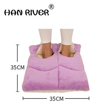220V stóp ogrzewacz dłoni poduszka elektryczna kapcie Sofa krzesło ciepła poduszka elektryczne podkładki grzewcze ciepłe buty winter warm koc elektryczny tanie i dobre opinie HANRIVER