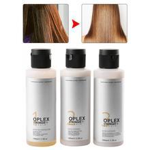 100ml*3Bottle /Set Shampoo Hair Care Product Keratin Olaplex Zero Damage Dyeing Perming Coloring Bleaching Hair Repair Treatment