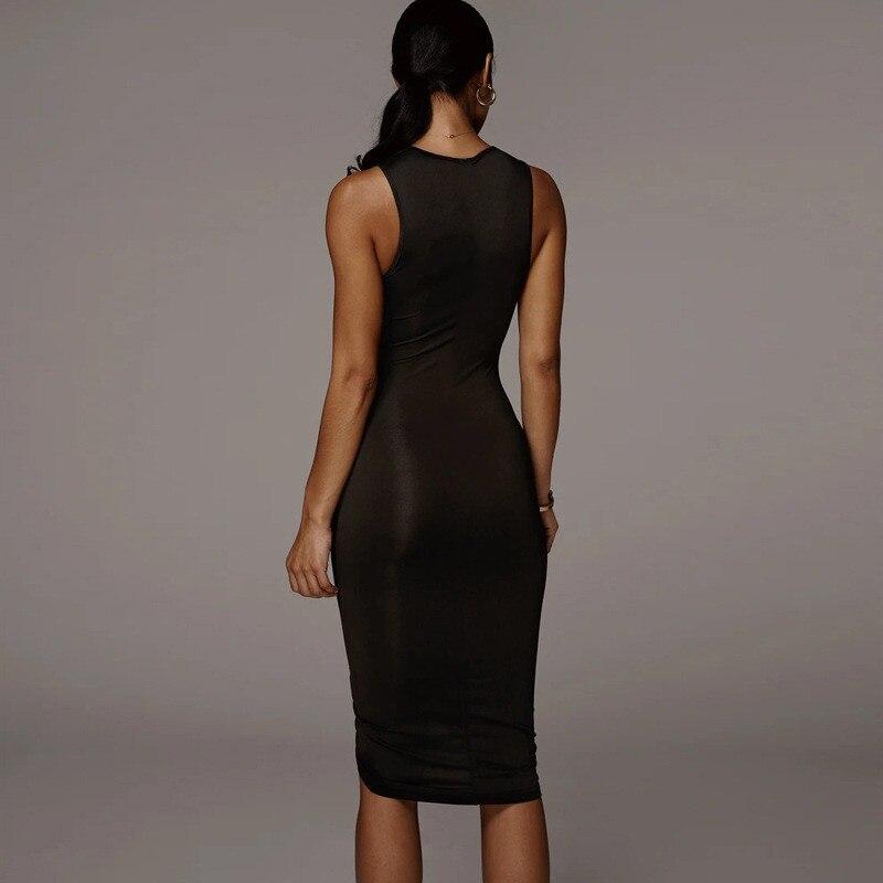 sleeveless mini short dress18
