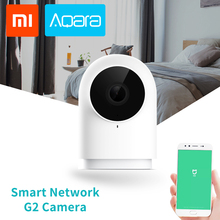 Xiaomi Aqara Smart Network G2 Camera Gatway Edition 1080p 140 Wide Angle Night Vision Zigbee Version Wifi  APP Control IP Camera