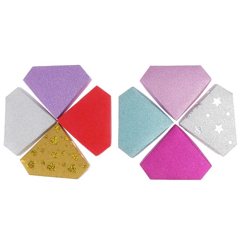 1 Pc di Visone Ciglia Finte Scatole Regalo di Imballaggio Vuoto Ciglia Ciglia Custodie Cornici E Articoli da Esposizione Del Diamante di Trucco Caso Cosmetico