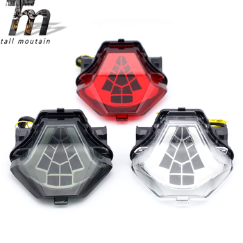 Tail Light For YAMAHA MT 07 FZ 07 MT 25 MT 03 YZF R3 R25 Motorcycle Accessories Integrated LED Turn Signal Assembly  MT07 FZ 07
