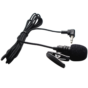 Image 3 - 3.5mm Jack Lavalier Microphone Mini Portable Microphone Universial Clip On for Lecture Teaching Conference Guide Studio Mic