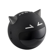 FooHee Mini Robot Bluetooth Speaker Microphone Karaoke Alarm Clock Radio Hifi Surround Sound M8