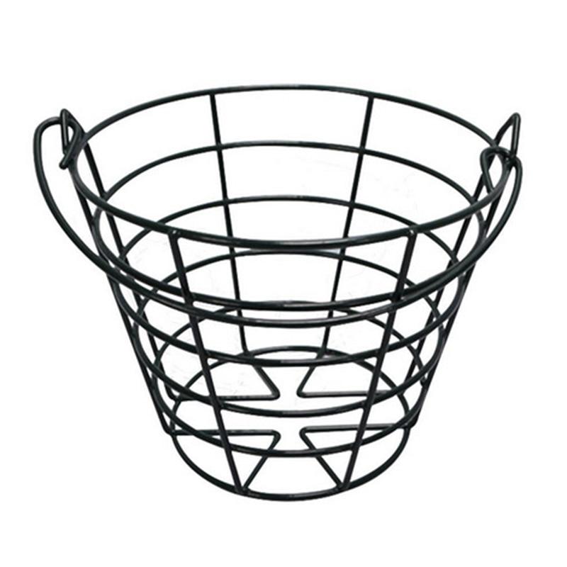 Golf Wire Basket, The Basket Can Hold 50 Balls, Multi-Purpose Basket, Driving Range, Ball Supplies