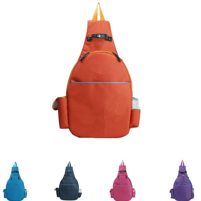 Customizable Qiu Pai Bao Shoulder Small Backpack Delicacy Fashion For Men And Women Sports Bag Badminton Backpack