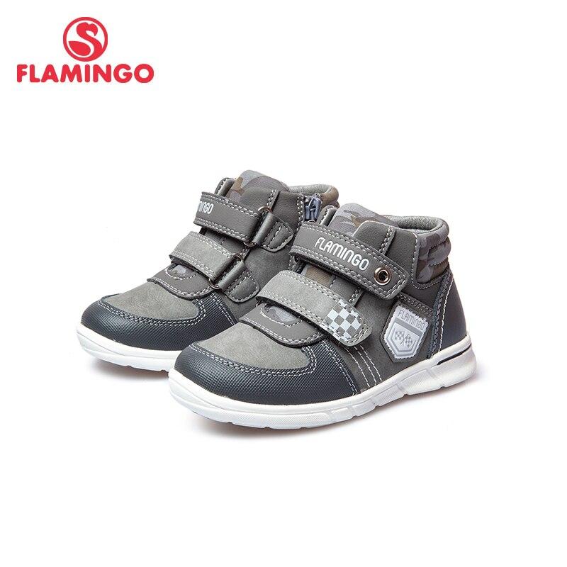 Ботинки Фламинго 92B-XY-1665/1666 ботинки для мальчиков обувь детей  25-30#