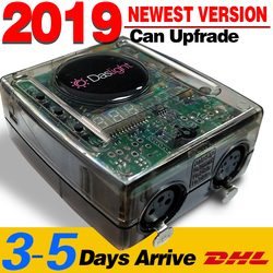 Daslight DVC4 DMX Software controlador de luz de escenario consola de iluminación en movimiento para Disco DJ Luz de escenario interfaz de iluminación USB