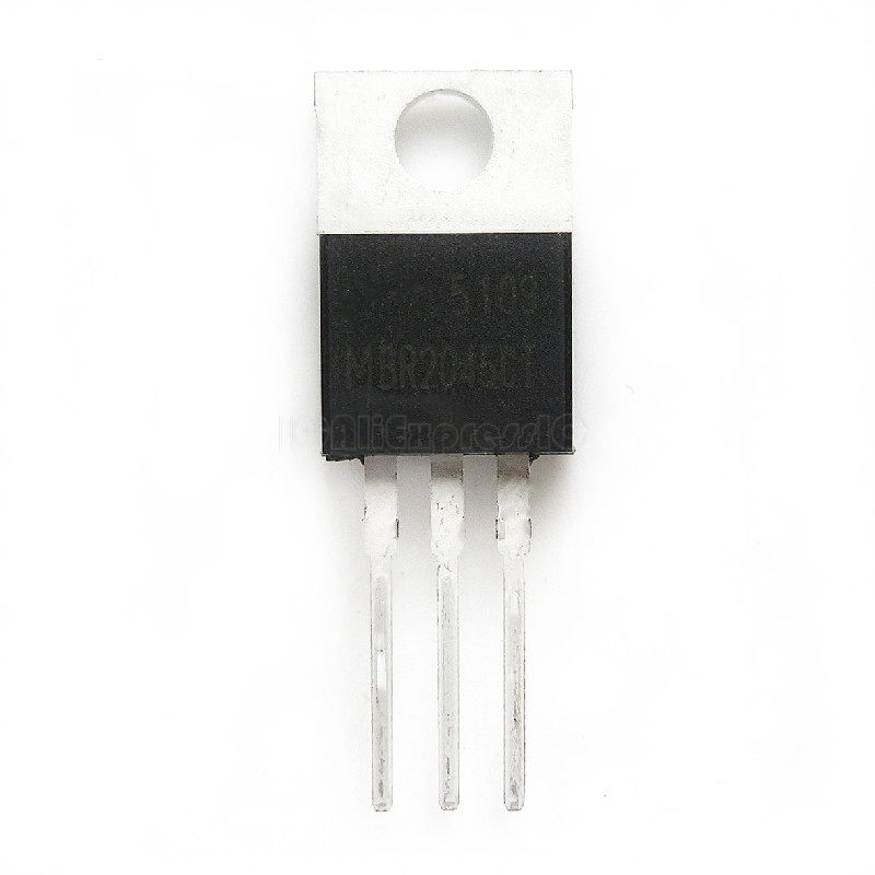 1pcs/lot MBR2045CT <font><b>MBR2045</b></font> MBR2045C Schottky & Rectifiers 20A 45V TO-220 new original In Stock image
