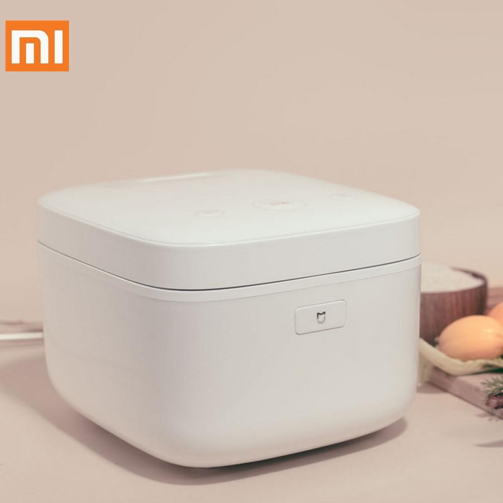 Xiaomi Mijia-cuiseur électrique intelligent IH 3L, cuiseur de riz, pour 3 à 5 personnes, alliage en fonte, contrôle IH, application de chauffage, télécommande, maison