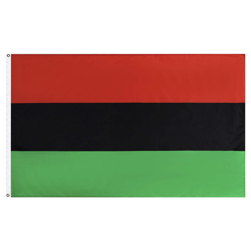 Free Shipping 3x5 Ft Black Liberated African American Flag Garden Banner Home Decoration Design Advertising Banner Decoration Gh Aliexpress