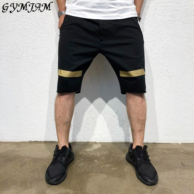 Fashion mens casual shorts 2019 street clothing brand Sweatpants jogger fitness