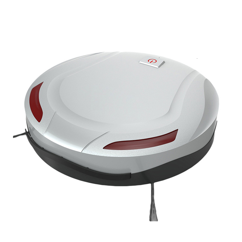 Smart Robot Vacuum Cleaner For Home Appliances Mopping Machine Mopping Cloth Strong Suction Rechargeable Smart Sweeping Robot