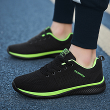 Fashion Sneakers Man Breathable Men's Casual Shoes