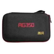 Bolsa de protección para consola de juegos RG350, Retro, versión EVA, RG 350, bolsa portátil para consola de juegos Retro con cordón