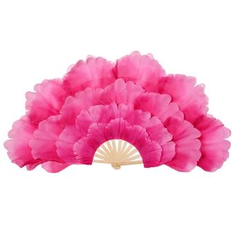 Abanico De baile infantil chino, Abanico De baile con flores De peonía...