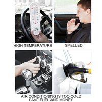 Автомобильный вентилятор на присоске с одной головкой 5 5 дюйма  12В 24В  универсальный большой вентилятор с тремя скоростями  автомобильный в...