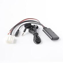 Автомобильный стерео-радиоприемник с поддержкой Bluetooth и микрофоном