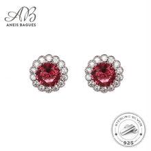 Aneis bagues 6 Цвета Мода серебристый синий и красный цвета
