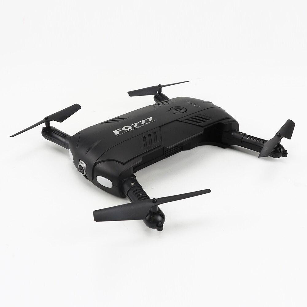 Drone FN HS160 RC Drone avec caméra HD WIFI FPV 720P quadrirotor quadrirotor avec caméra batterie 3.7v pour enfant pliable adulte