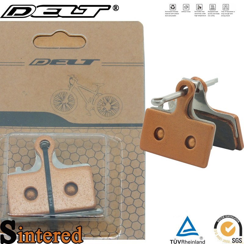 2 Pair Mountain Bike Sintered Bicycle Disc Brake Pad Pin For SHIMANO XT/R M985 988 785 666 675 615 S700 CX77 R515 Accessories