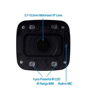 Image 4 - Dahua IPC HFW4631H ZSA 6MP IP Camera Upgrade from IPC HFW4431R Z Build In MiC Micro SD Card Slot 5X Zoom PoE Camera