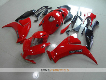 New ABS Injection Mold aftermarket Motorcycle Fairings Kit Fit For Honda CBR1000RR 2012 2013 2014 2015 bodywork Red glossy