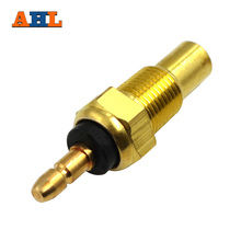 AHL Motorcycle Radiator Water Temperature Sensor For Honda CH125 CH150 Elite CIVIC CN250 CRM125 FES250 GL1500SE Gold Wing CRM50