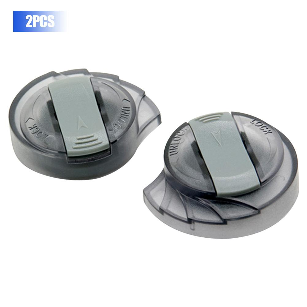 2PCS Child Safety Burner Knob Locks Stove Guard Oven Lock Heatproof Anti-break For Kids Elderly Pet