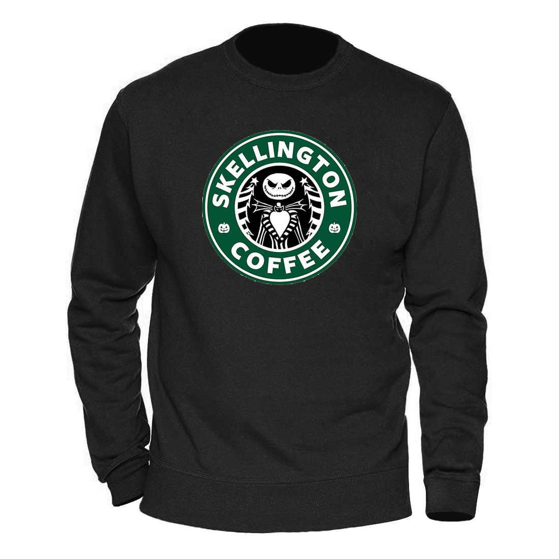 남성 의류 Jack Coffee The Nightmare Hoody 2020 따뜻한 겨울 봄 스웨터 남성 하라주쿠 긴팔 캐주얼 까마귀