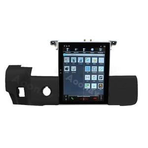 "Image 3 - Android 10.4 ""Tesla Vertikale Bildschirm Auto Radio Für Land Rover Sport V8 2009 2010 2011 2012 2013 LiisLee Multimedia GPS"