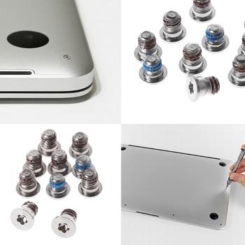 10Pcs Laptop Back Cover Small Screws For MacBook Pro Retina A1398 A1425 A1502 1