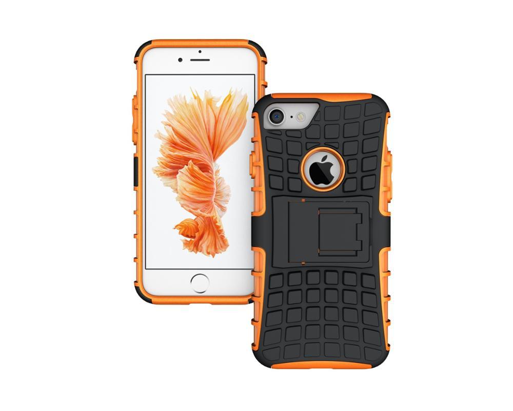 30 pcs 아이폰 케이스 2 1 타이어 패턴 브래킷 보호 케이스 아이폰 8/8 플러스-에서파티 취향부터 홈 & 가든 의  그룹 3