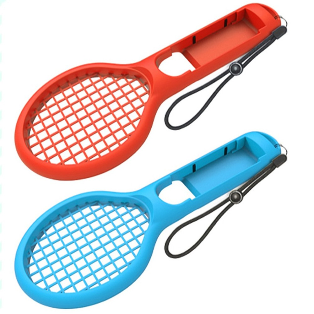 Fun Game Tennis Racket Accessories Fit For Nintendo SWITCH NS Joy-Con Controllers