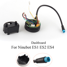For Ninebot ES1 ES2 ES4 Dashboard Dash Board Electric Kickscooter Scooter Parts Panel Display Accessories