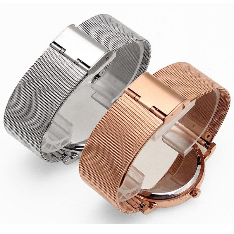 Купить ремешок универсальный «миланская петля» для наручных часов браслет