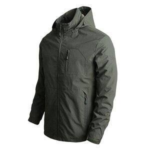 2019 Outdoor Waterproof Jacket